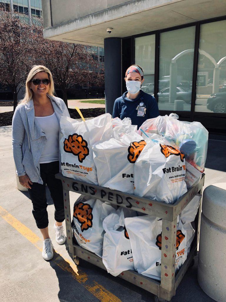 Omaha Hospital Visit During Covid Pandemic