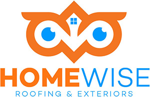 Home Wise, Roofing and Exteriors Logo